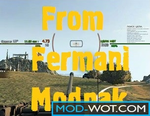 Fermani Modpack For World of tanks 0.9.16
