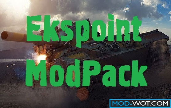 Ekspoint ModPack For World of tanks 0.9.16