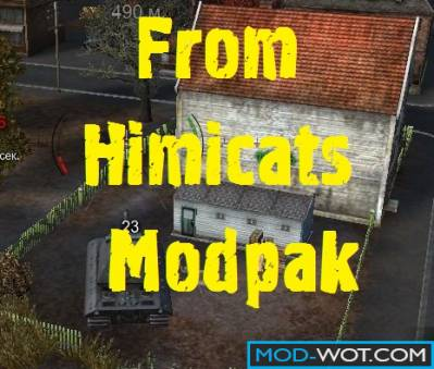 Himicats Modpack For World of tanks 1.3.0.0