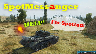 SpotMessanger For World of tanks 1.0.2.1