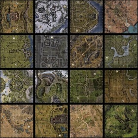 Minimaps for World of tanks